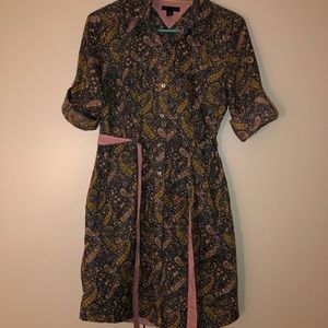 Tommy Hilfiger button down dress